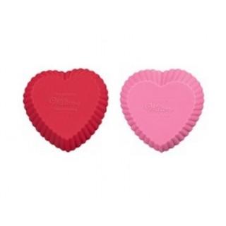 Mini moule individuel Coeur