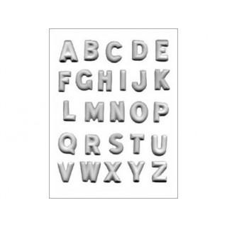 Moule à bonbon Alphabet