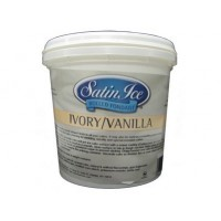 Fondant Satin Ice Vanille - Ivoire 5.5 lbs /2.5 kg