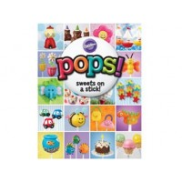 Livre Pops! Sweets on a stick!