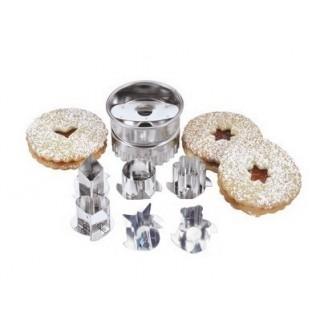 Emporte-pièce Biscuit Linzer