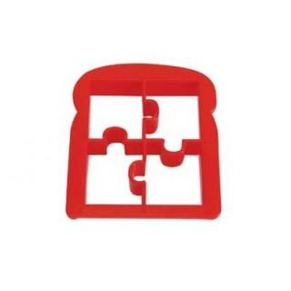 Découpoir à mini toast Puzzle