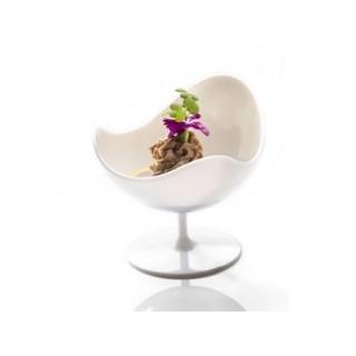 Verrine Ball Chair blanche