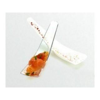 Cuillère Chistera blanche