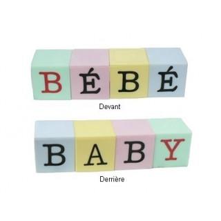 Bloc Bébé / Baby
