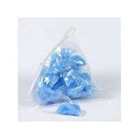 Minis sachets Triangle de sucre bleu