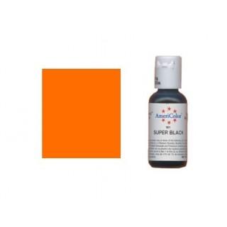 Colorant à glaçage Orange électrique