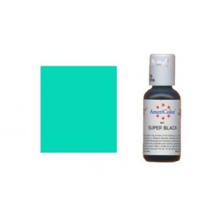 Colorant à glaçage Turquoise