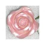 Peinture comestible - Rose lustré
