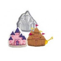 Moule à gâteau Château enchanté