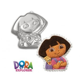 Moule Dora l'exploratrice