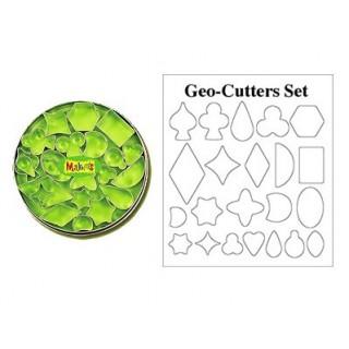 Découpoirs Les formes géométriques