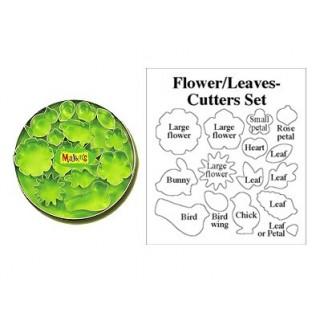 Découpoirs Fleurs et feuilles