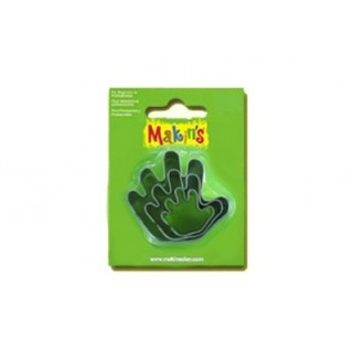 Mini découpoirs Les mains