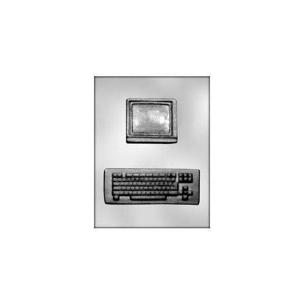 Moule chocolat ordinateur for Ecran ordinateur solde