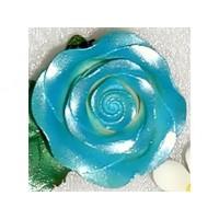 Peinture comestible - Bleu lustré
