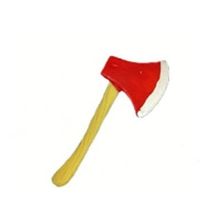 Petite hache rouge (1dz)