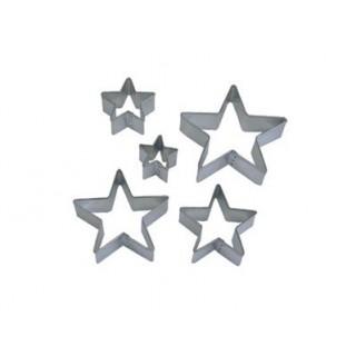 Emporte-pièces 5 étoiles