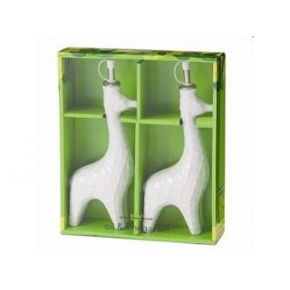 Huilier et vinaigrier Les Girafes