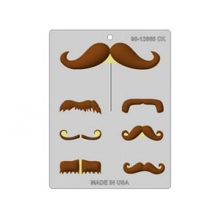 Moule Les moustaches