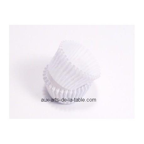 moule en papier chocolat ou bonbon blanc. Black Bedroom Furniture Sets. Home Design Ideas
