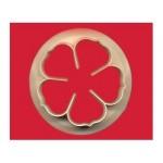 Découpoir 5 Grandes pétales de rose