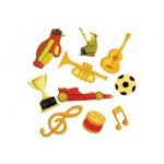 Découpoir Sport et Musique