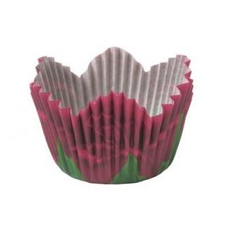 Mini moule Pétales de rose rouge