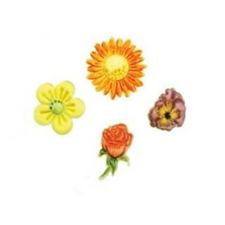 Embosseur Les fleurs No 1