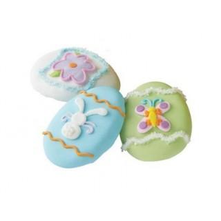 Moule à biscuit Oeufs de Pâques