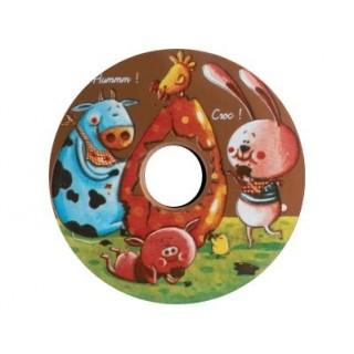 Impression et boitier CD - Les Amis