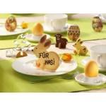 Découpoirs Biscuit sur socle - Pâques