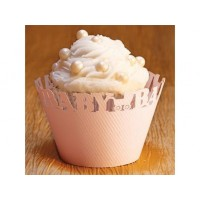 Cupcake Wrapper Bébé fille