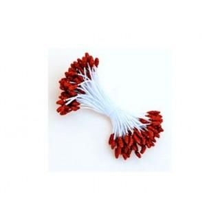 Pistil Paillette rouge