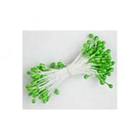 Pistil Vert lime perlé
