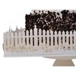 Cake Wrapper Clôture de jardin