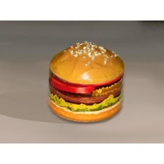 Cupcake Le hamburger
