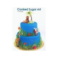 Livre Cooked Sugart Art