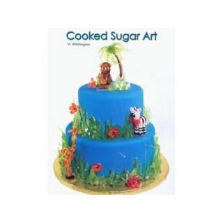 Livre Cooked Sugart Art