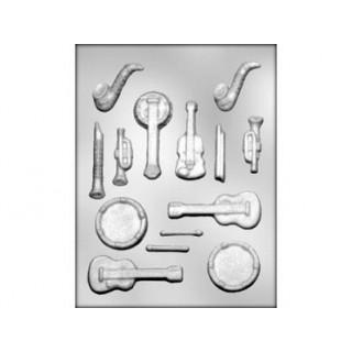 Moule Instruments de musique