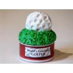 Cupcake Le meilleur golfeur au monde