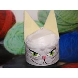 Cupcake Kitty la chatte