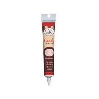 Tube chocolaté Rose pâle