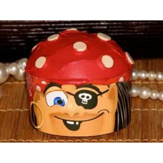 Cupcake Le petit pirate
