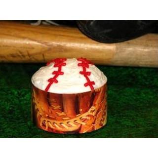 Cupcake Le gant de baseball
