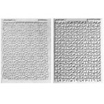 Ensemble tapis structure / Étampe - Symétrie