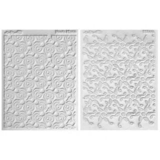 Ensemble tapis structure / Étampe - Esprit