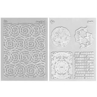 Ensemble tapis structure / Étampe - Détour