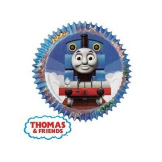 Moule en papier Thomas Le Train