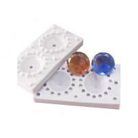 """Moule Diamant 3D 1.5"""""""
